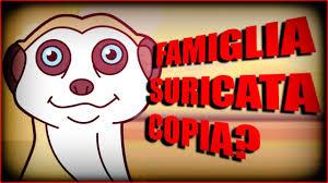 COPIARE I VIDEO DAGLI ALTRI - Famiglia Suricata! - YouTube