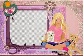 Invitaciones Para Cumpleanos De Barbie Invitaciones Para
