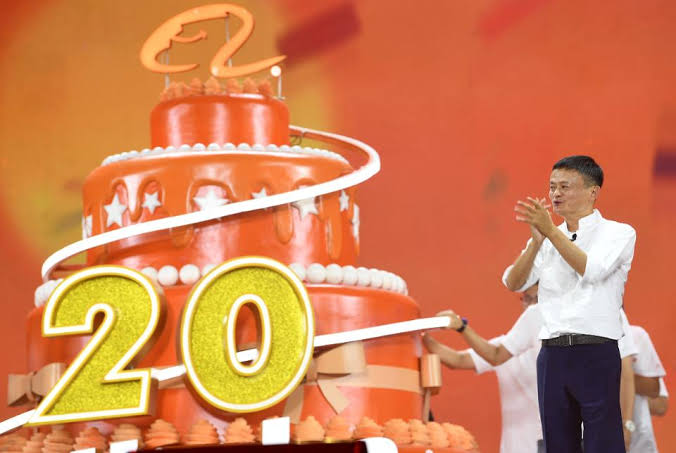 Image result for jACK Ma's birthday party