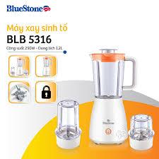 Đánh giá Máy Xay Sinh Tố BlueStone BLB-5316 (1.2L), review tháng 9/2020