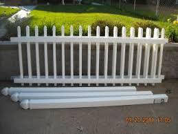 Veranda Windham Vinyl Wicker Fence Rail Bracket 2 Pack 146238 On Popscreen