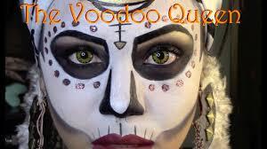 halloween tutorial the voodoo queen
