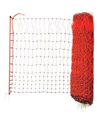 Poulnet Electric Chicken Fencing 50m Contain Your Hens Appletons