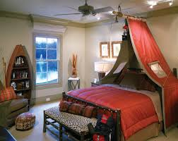 Camping Theme Bedroom Design For Home