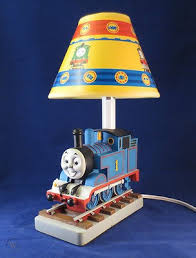 Train Lamp Children S Room Table Lamp Gullane Thomas Ltd Thomas And Friends 454578730