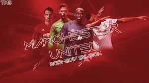 manchester united 2016 2017 season