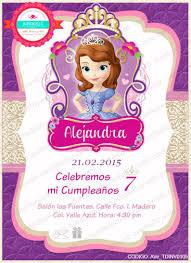 Invitaciones Princesa Sofia Invitaciones Editables Invitaciones Sofia The First Disney Princesa Sofia En 2020 Invitaciones Princesa Sofia Princesa Sofia Princesa Sofia Fiesta
