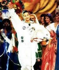 Miss USA 1994 Lu Parker | Usa national costume, 50th anniversary, Miss usa
