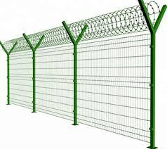 Razor Wire Supplier Razor Barbed Wire Fence Concertina Wire Price