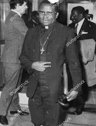 Rhodesian Rebel Leader Bishop Abel Muzorewa Seen Editorial Stock Photo -  Stock Image | Shutterstock