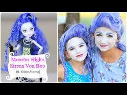 sirena von boo halloween hairstyles