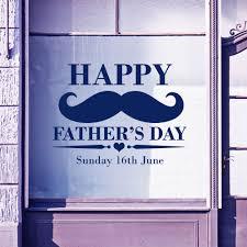 Mobel Wohnen Dekoration Happy Father S Day Sign Retail Shop Window Display Vinyl Wall Sticker Decal A347 Wandtattoos Wandbilder Wwtrek Com