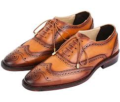 lethato wingtip brogue oxford