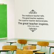 Educational Quotes Wall Quote Decals Simple Stencil Vinyl Lettering