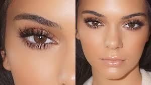 kendall jenner natural makeup 2019