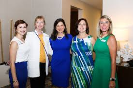 Glasser/Schoenbaum's Spring Luncheon celebrates place making - Sarah  Glendening, Christina Russi, Executive Director and CEO Kameron Hodgens,  Charlene Altenhain and Andrea Lane | Your Observer