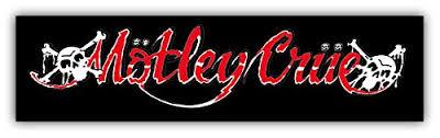 Motley Crue Car Bumper Sticker Decal 8 Buy Online In Bahamas At Desertcart