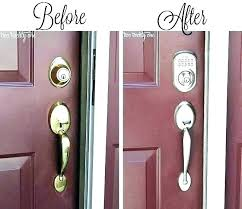 keypad front door locks roni deutch info