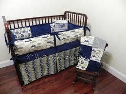 baby bedding set wyatt boy crib bedding