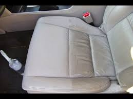 dcg1 how to repair a leather car seat