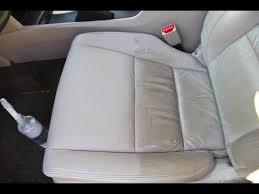 car seat rip hole on an e36 bmw m3