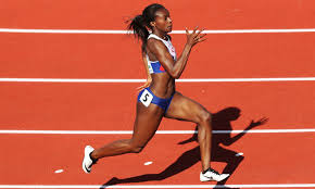 Why Dina Asher-Smith Is The Woman To Watch At The Rio Olympics