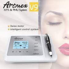 artmex v9 permanent microblading mts