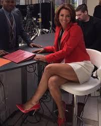 Picture of Stephanie Ruhle in 2020 | Stephanie, Hayden panettiere bikini,  Great legs