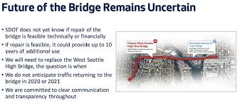 west seattle bridge may not be fixable