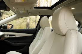 9k mazda3s for poorly fitted front seats