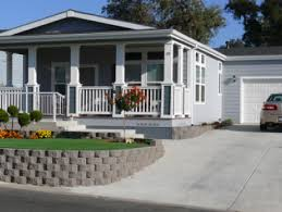 manufactured homes whole