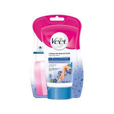 rb veet in shower hair removal cream