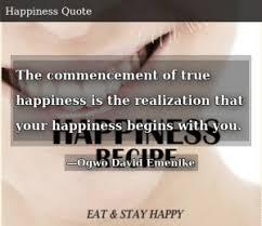 ogwo david emenike happiness recipe eat and stay happy