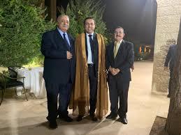 سفارة الجمهوية العربية السورية في عمّان تحتفي بالوفد البرلماني السوري