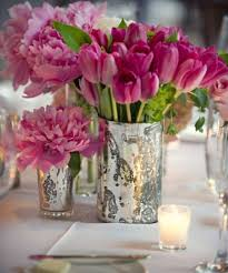 mercury glass containers best wedding