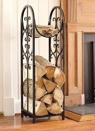 indoor firewood holder