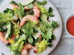 Shrimp Salad with Red Goddess Dressing ...