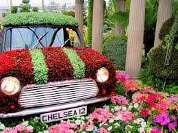 most famous flower exhibitions