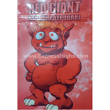 Buy Red Giant Herbal Incense 5g