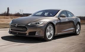 2015 Tesla Model S 70D Instrumented ...