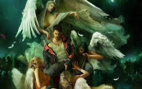 angels devil may cry vergil dmc