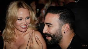 Pamela Anderson news: Adil Rami offers emotional response to 'really  disgusting' accusations | Goal.com