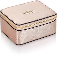 ollie zip around jewellery box