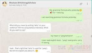 gambar status whatsapp bahasa logtrend