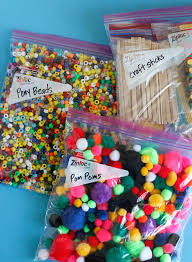 Kids In The Craft Room Craft Supply Storage Make And Takes