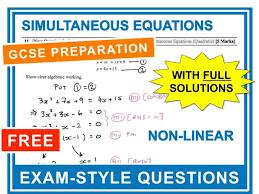 gcse 9 1 exam question practice