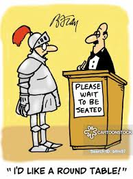 knights of the round table cartoons and