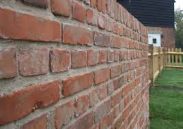 garden walls brickwork in kent london