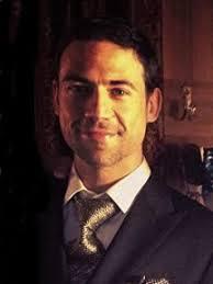 Adam Rayner, Actor in The Saint as Simon Templar