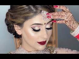south asian bridal makeup archives